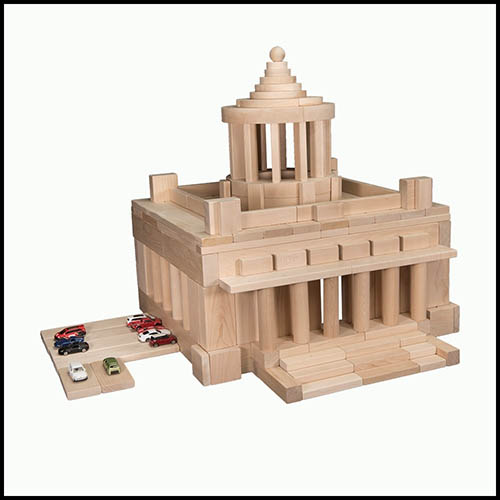 Grant's Tomb in Blocks