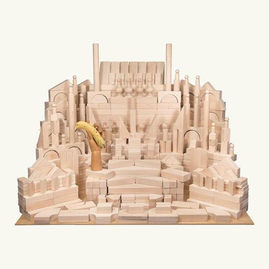 Wooden Blocks large Set