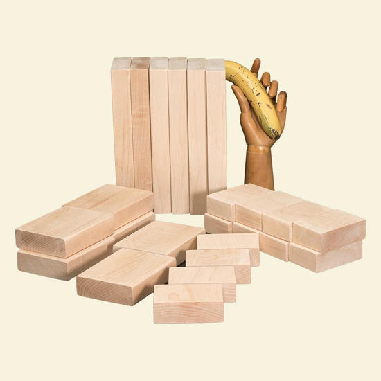super wooden blocks