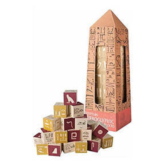 Egyptian Hieroglyphics Blocks