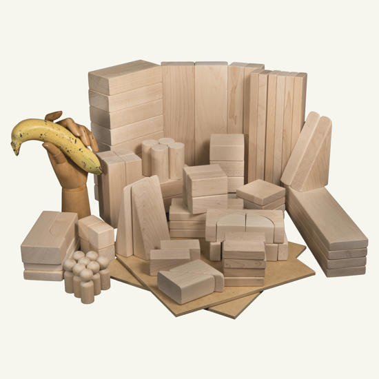 Toddler Set of Blocks