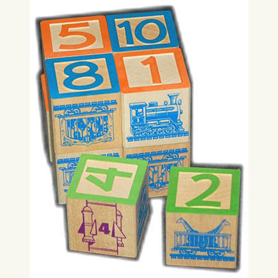 Picture of Count & Stack Blocks